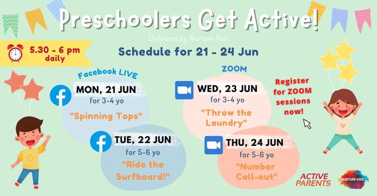21-24 Jun Schedule