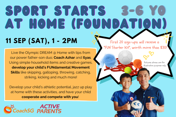 Sport Starts at Home_CoachSG