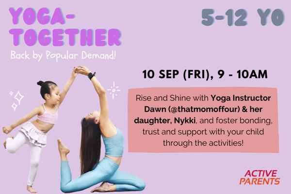 Yoga-Together