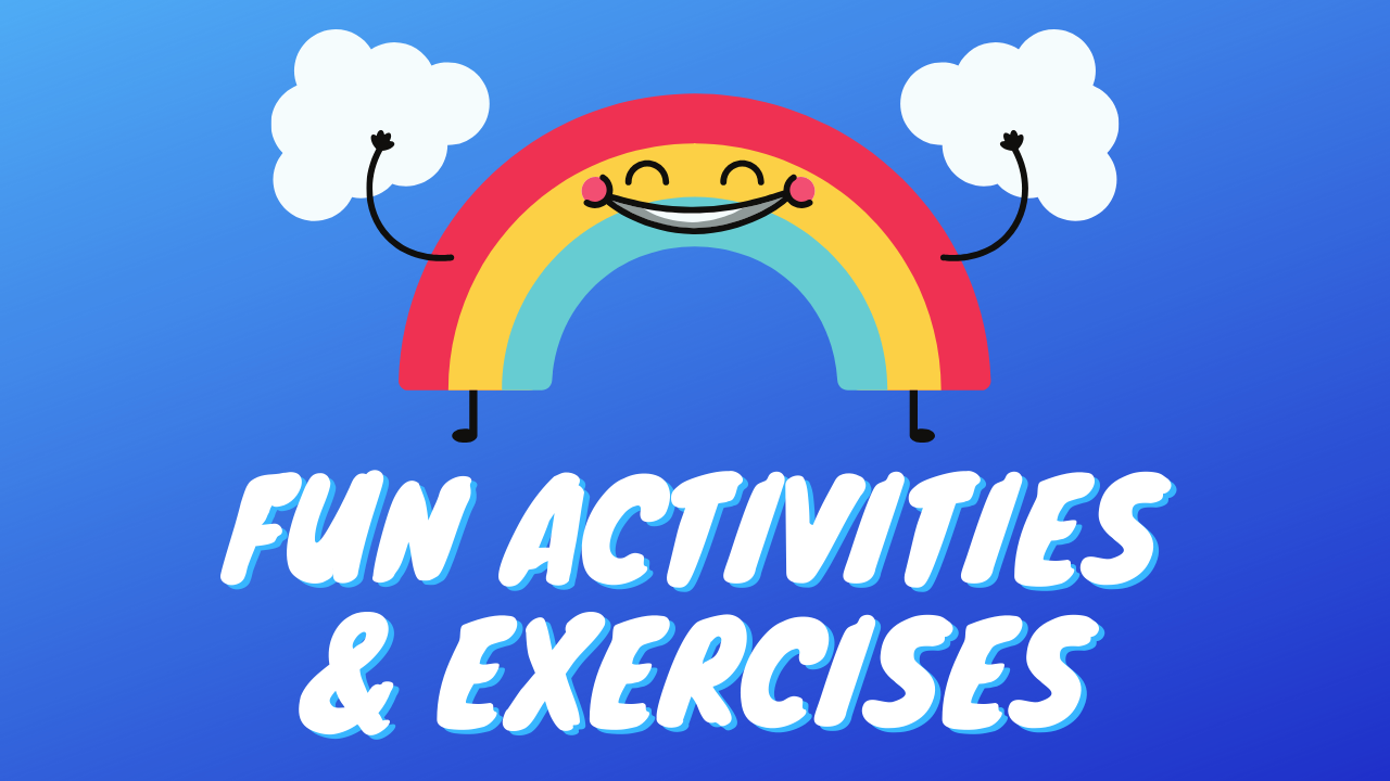 Activities and Exercises