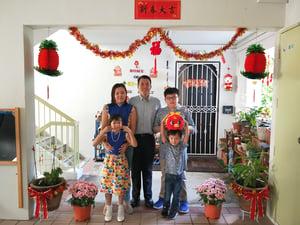 CNY Family Photo