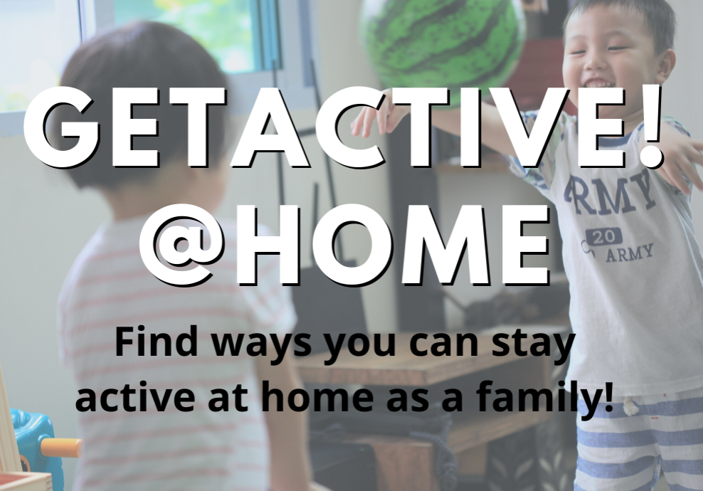 Get Active at Home