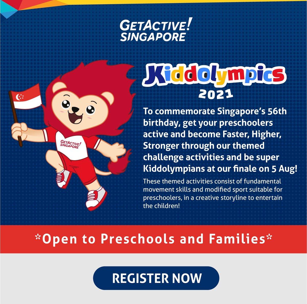 Kiddolympics Cover